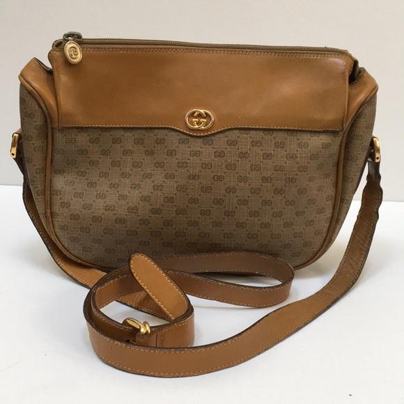 7ae8b11e87f Gucci Handbags - Genuine Vintage Gucci Shoulder Bag. On sale now!
